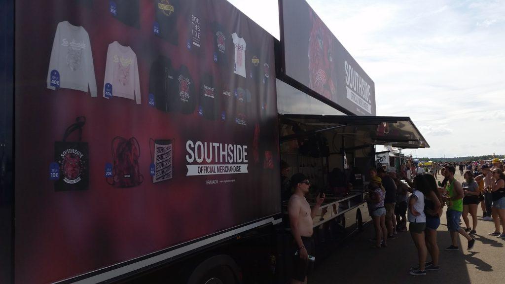Southside Festival Merchandise
