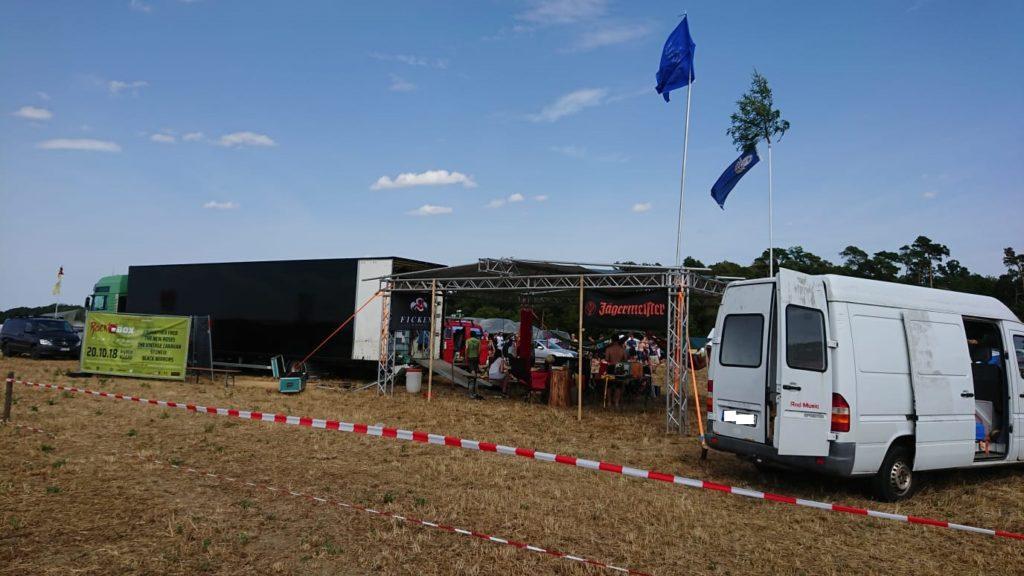 Taubertal Festival Camping Platz