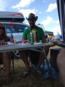 Looping Louie Taubertal Festival Campingplatz
