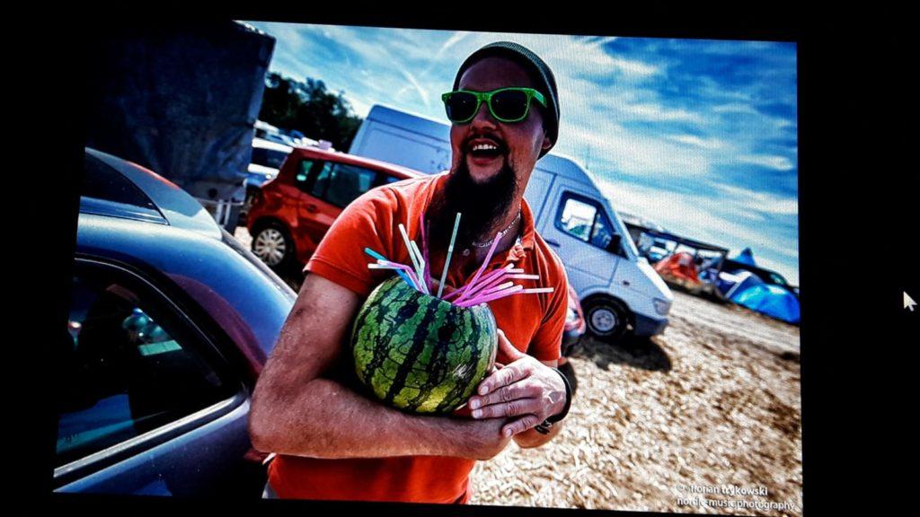 Taubertal Festival Vodka_Melone